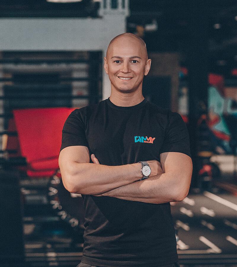 Мельник Сергей- преподаватель Школы фитнеса iFIT