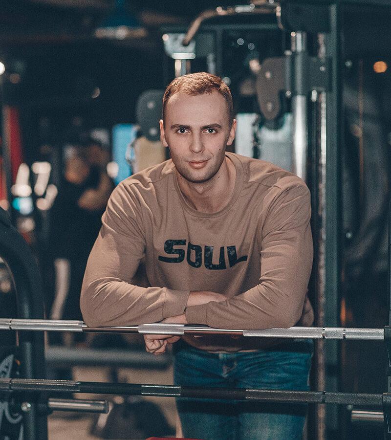 Тысячник Богдан - преподаватель Школы фитнеса iFIT