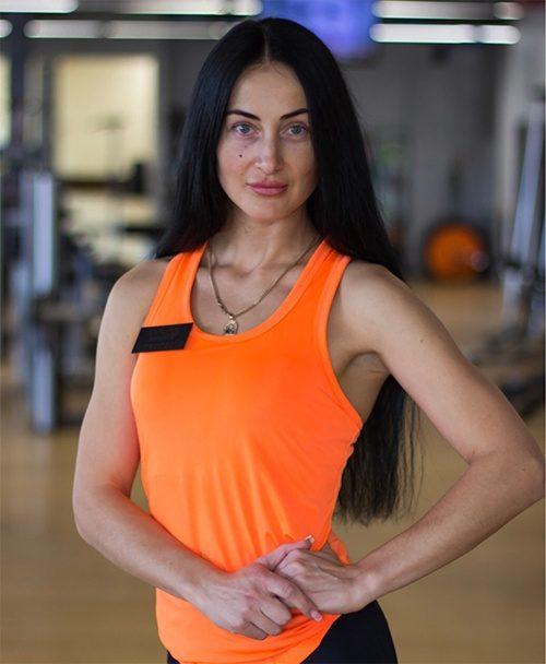 Муратова Анастасия - преподаватель Школы фитнеса iFIT